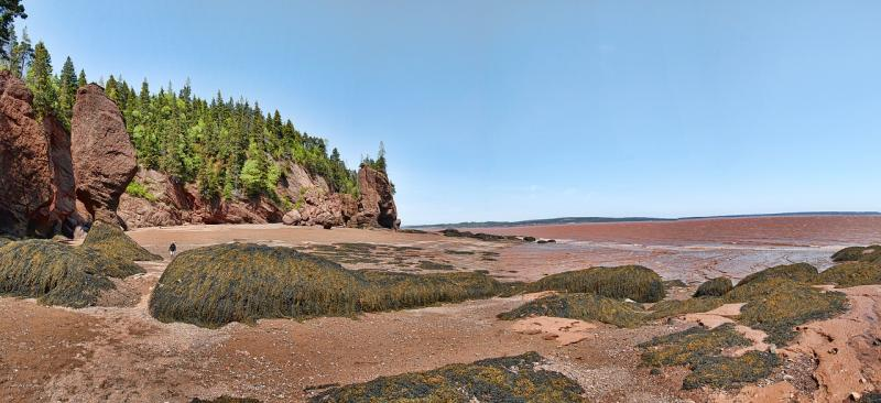 Standort für den RE 13 Meeresenergie: Bay of Fundy